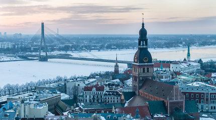 Vis daugiau lietuvių savaitgalio išvykoms renkasi kaimyninių šalių sostines