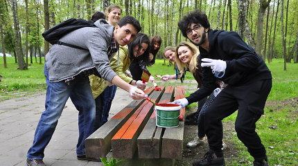 """""""Erasmus+"""" – galimybė pasisemti užsienio patirties ne tik studentams"""