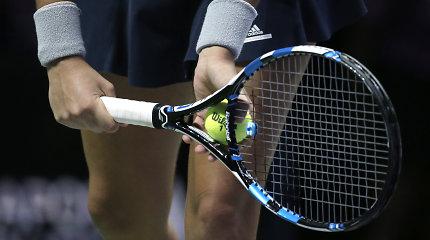 Lažybų skandalas Ispanijoje – suimti 28 profesionalūs tenisininkai