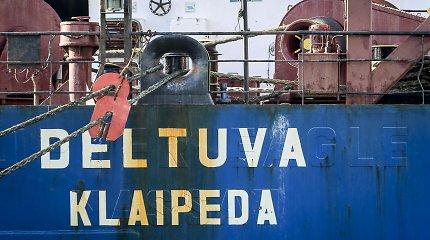 "Aukcione už 1,75 mln. eurų parduotas LJL laivas ""Deltuva"""