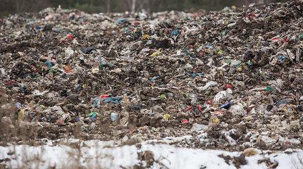 Marijampolės atliekų rūšiavimo gamykloje nėra vietos degioms atliekoms – jos atsiduria sąvartyne