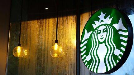 """""""Starbucks"""" atsiprašė dėl incidento, per kurį buvo įžeisti policijos pareigūnai"""
