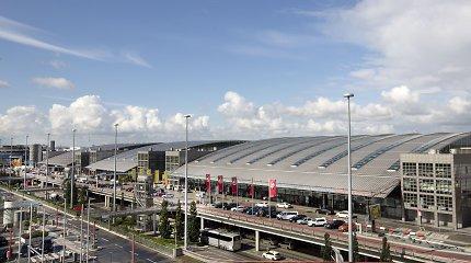 Lietuvis apie sutrikusią Hamburgo oro uosto veiklą: dauguma skrydžių atidėti, kai kurie atšaukti
