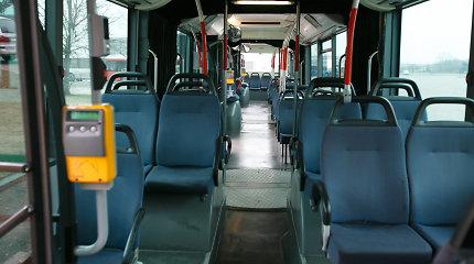 """Uždraudus vidaus sandorius, """"Kauno autobusams"""" gresia uždarymas arba privatizavimas"""