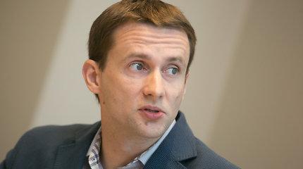 """""""Investuok Lietuvoje"""" vadovas Mantas Katinas: """"Aišku, kurioms profesijoms sėkmė garantuota"""""""