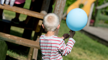 Skirta altruistams: vaiko gerovės ir socialinės apsaugos studijos