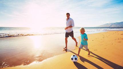 Ramus šeimos poilsis prie jūros: kokią kryptį rinktis?