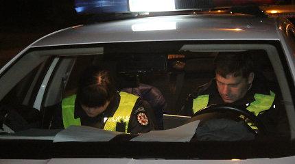 Už sausio 1 d. girtą vairavusį kėdainietį niekas nelaidavo – vyras nuteistas ir mokės baudą