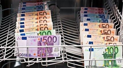 Ne viena ES valstybė trukdo kovoti su pinigų plovimu, rodo Panamos dokumentų įkvėptas tyrimas