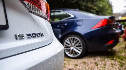 """Pranešimas apie 40 000 eurų vertės """"Lexus"""" vagystę buvo perdėtas: mašina jau grąžinta"""