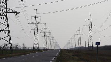 48 mln. Argentinos ir Urugvajaus gyventojų liko be elektros
