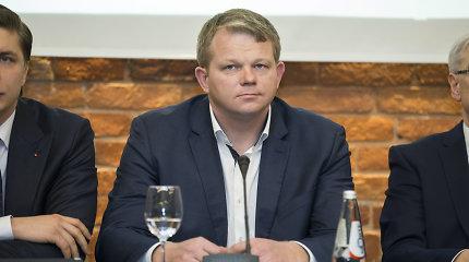 LSDP frakcijos Seime seniūnu tapo Andrius Palionis