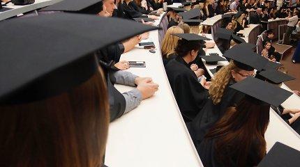 Studentą papiktino universiteto laiškas: kreiptis dėl studijų finansavimo pasiūlė į greitųjų kreditų bendrovę
