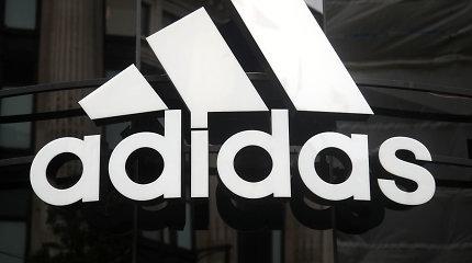 """""""Adidas"""" pirmojo metų ketvirčio pelnas išaugo 18 kartų"""