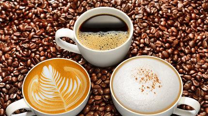 Kavos paklausa pasaulyje šiais žemės ūkio metais viršys gamybą