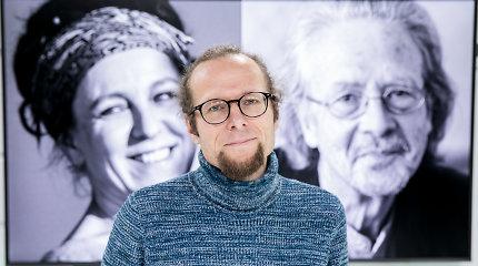 15min studijoje – literatūros ekspertas Marius Burokas