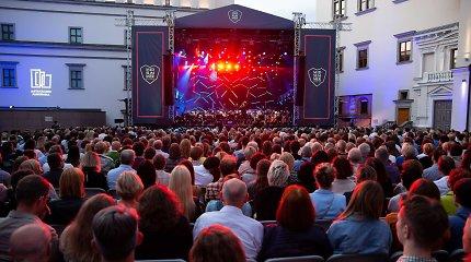 Kultūros ministras: vidurvasarį tikimasi leisti renginius iki 900 dalyvių atvirose erdvėse