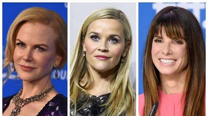 """Testas: ar pažinsite bent 12 iš šių 15-os visame pasaulyje garsių aktorių – """"Oskarų"""" laureačių?"""