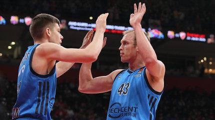 NBA legendos atžala, pavergusi Berlyną: apie nuostabią R.Giedraičio savybę ir Šaro efektą