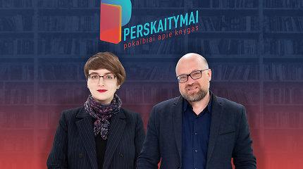 """Knygų mėgėjams – naujas 15min podkastas """"Perskaitymai"""""""