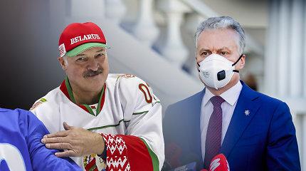 Gitanas Nausėda telefonu kalbėsis su Aliaksandru Lukašenka: apie ką?