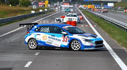 """M.Varža po nesėkmingų lenktynių Palangoje: """"Svarbiausia, kad išliko komandinė dvasia"""""""