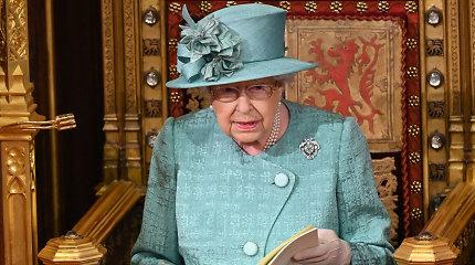 Koronavirusas jau ir Bakingamo rūmuose: užsikrėtė karalienei Elizabeth II dirbantis asmuo