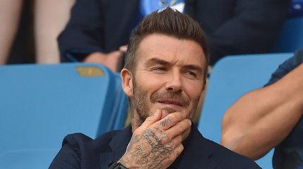 Davidas Beckhamas patirs didelių nuostolių – žemė yra užnuodyta