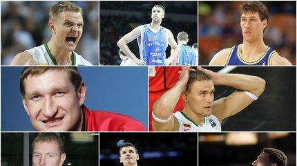 2-asis ratas NBA biržoje – lietuviai kilo, krito, uždirbo milijonus, o keli dar laukiami