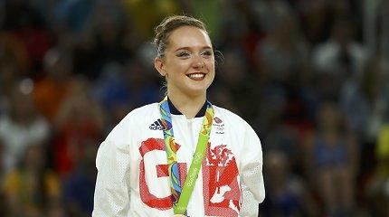 Netikėtas olimpinės prizininkės sprendimas: karjerą baigė vos 20-ties