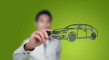 """""""Autoplius.lt"""" barometras: šių metų ruduo naujų automobilių prekeiviams – lyg šaltas dušas"""