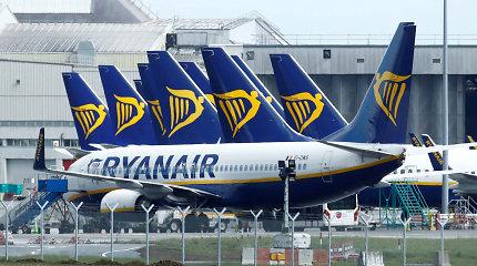 """Grįžta neapibrėžtumo laikai? """"Ryanair"""" siūlo ir juokingai pigius bilietus, ir atšaukia skrydžius"""