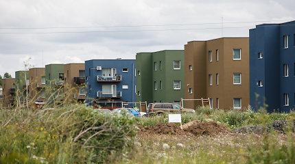 Ant socialinės katastrofos slenksčio: statybų leidimai kepami kaip blynai, įrengti butai – pigūs, tačiau gerbūvio – maža