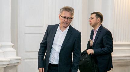"""""""MG Baltic"""" teisininkas Romanas Raulynaitis: aš žodžio """"babkės"""" nevartoju"""