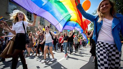 """""""Baltic Pride"""" eitynėms skirtos rezoliucijos Vilniaus politikai nepriėmė – pritrūko balsų"""