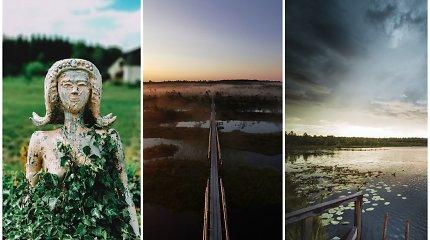 Išrinktos gražiausios Baltijos šalių neatrastos vietos – ragina aplankyti, kol dar nevėlu