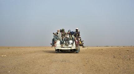 """Beveik 7 tūkst. žmonių paliko Nigerio regioną po """"Islamo valstybės"""" atakos"""