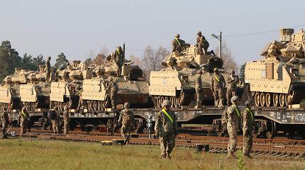 Įsivaizduokime: kas būtų, jei JAV pasitrauktų iš NATO?