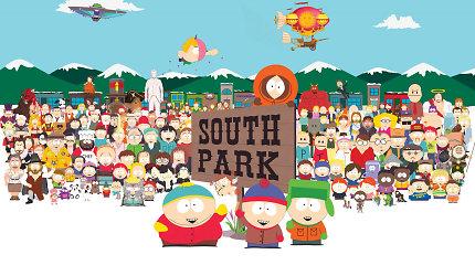 """Populiarus satyrinis serialas """"Pietų parkas"""" pasityčiojo iš Kinijos ir kiniškų pinigų vergų"""