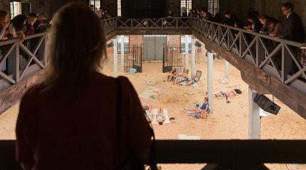 Venecijos bienalėje atidarytas Lietuvos paviljonas