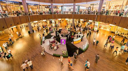 """Kaip atrodys """"shopping'as"""" po pandemijos? Parduotuvėse turėtų būti smagu"""