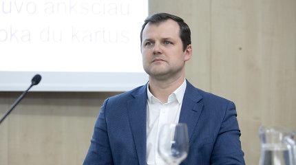 Socialdemokratų lyderis siūlo baigti visuotinį karantiną