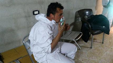 SOHR: nėra įrodymų dėl naujos cheminės atakos Sirijoje