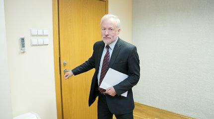 """Seimo vicepirmininkas apie G.Nausėdos propaguojamą """"politinį atšalimą"""": daroma žala valstybei"""