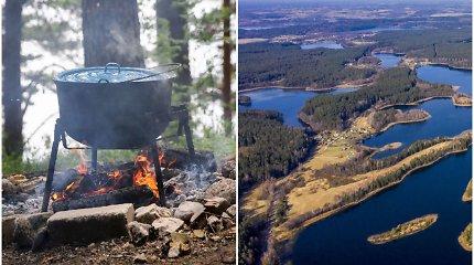 Aukštaitijos gamtos ir kultūros paveldo keliais: ką verta pamatyti
