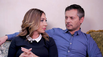 Gerda ir Andrius Žemaičiai neseniai gimusiam sūnui suteikė retą ir išskirtinį vardą