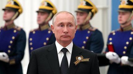 V.Putinas pristatė progresinio gyventojų pajamų mokesčio sistemą