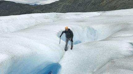 Žadą atimanti A.Morkūno kelionė per Čilę – pasigrožėkite vaizdais lyg iš kitos planetos