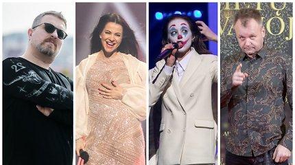 """""""Eurovizijos"""" atrankos finalas – muzikos ekspertų akimis: išskyrė aiškius lyderius"""
