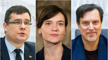 TS-LKD frakcija apsisprendė dėl kandidatų į komitetų vadovus